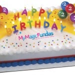 Happy Birthday MyMagicFundas (MMF Completed 4 Years Today)