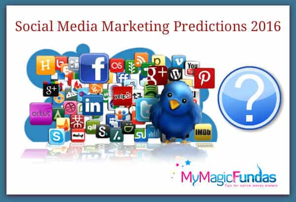 social media marketing pdf 2016