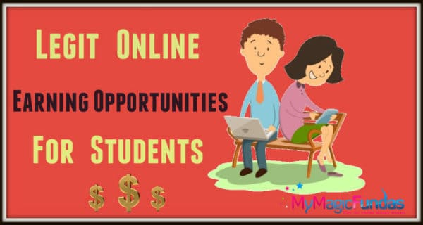 Best Online Earning Opportunities for Students