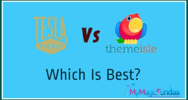 Premium WP Themes Club Comparison: TeslaThemes Vs Themeisle