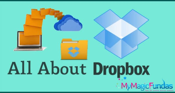 Know About Dropbox! Share Files & Folders With It