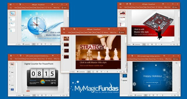 Make Impactful Presentation With Free PowerPoint Templates Download