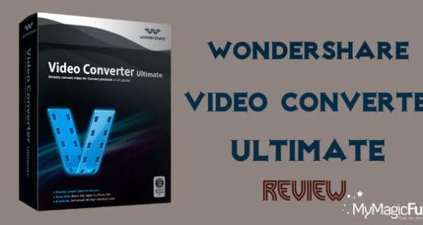Wondershare Video Converter Ultimate – One Stop Solution for Video Conversion