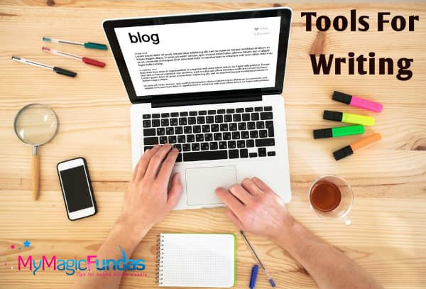 Online Writing Tools For Bloggers