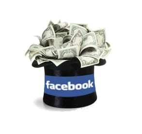 Facebook earning money