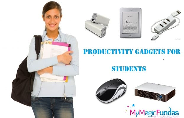 Top 10 Productivity Gadgets For Students