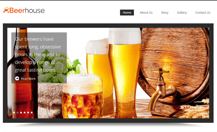 beerhouse-wordpress-theme