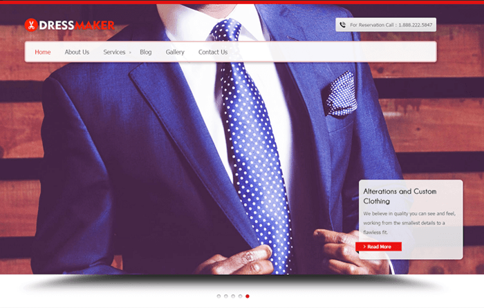 dressmaker-wordpress-theme