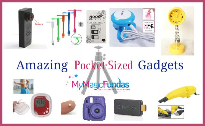 small-sized gadgets